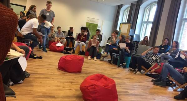 Jugendkonferenz zur Jugendstrategie in Berlin